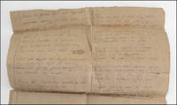 Manuscript, Lines on James Bird who was shot for desertion during the late war between the U. States and great Britain.