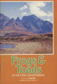 Frogs & Toads of the Natal Drakensberg