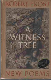 A Witness Tree (Author Signed)