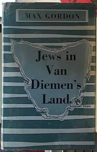image of Jews in Van Diemen's Land
