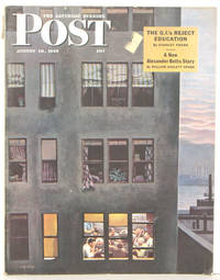 The Saturday Evening Post.  1945 - 08 - 18