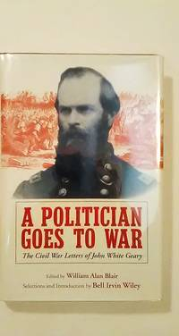 A Politician Goes to War