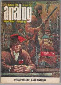 image of Analog: Science Fiction / Science Fact - September 1965