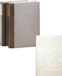 Julia Ward Howe, 1819-1910 [Limited Issue, With Manuscript Leaf]