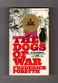 image of The Dogs of War [Kent Anderson's copy]. First Bantam Books Edition.