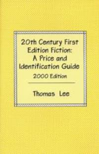 20th Century First Edition Fiction