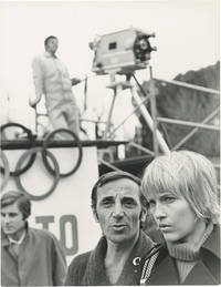 image of The Games (Original photograph on the set of the 1970 film)