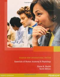 image of Essentials of Human Anatomy & Physiology: Pearson New International Edition