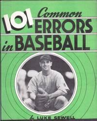 101 Common Errors in Baseball