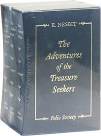 The Adventures of the Treasure Seekers : The Story of the Treasure Seekers, The Wouldbegoods, and the New Treasure Seekers [3 Vol. Set]