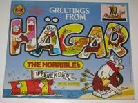 Greetings From Hagar The Horrible's Weekender