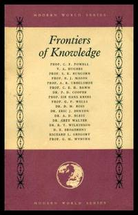FRONTIERS OF KNOWLEDGE