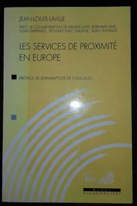 image of Les Services de Proximite en Europe - pour une economie solidaire