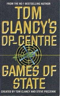 Games Of State: Tom Clancy's Op-Centre by Clancy Tom - 1996