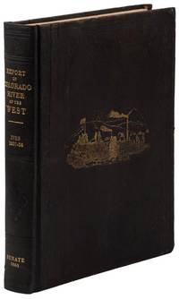 REPORT UPON THE COLORADO RIVER OF THE WEST, EXPLORED IN 1857 AND 1858 BY LIEUTENANT JOSEPH C. IVES, CORPS OF TOPOGRAPHICAL ENGINEERS. UNDER THE DIRECTION OF THE OFFICE OF EXPLORATIONS AND SURVEYS, A. A. HUMPREYS, CAPTAIN TOPOGRAPHICAL ENGINEERS, IN CHARGE. BY ORDER OF THE SECRETARY OF WAR