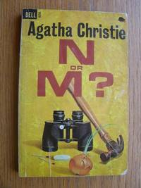 N or M? # 6254 by  Agatha Christie - Paperback - First thus - 1964 - from Scene of the Crime Books, IOBA (SKU: biblio15029)