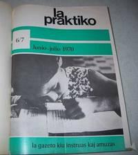 La Praktiko Junio-Decembro 1970 (Esperanto Magazine)