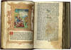 View Image 2 of 5 for Printed Book of Hours (Use of Rome); in Latin and French, illuminated imprint on parchment Inventory #TM 1189