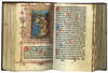 View Image 3 of 5 for Printed Book of Hours (Use of Rome); in Latin and French, illuminated imprint on parchment Inventory #TM 1189