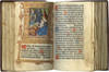 View Image 4 of 5 for Printed Book of Hours (Use of Rome); in Latin and French, illuminated imprint on parchment Inventory #TM 1189