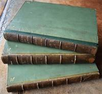 The Ring And The Book 3 vols complete. Zaehnsdorf bindings
