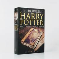 image of Harry Potter and the Half-blood Prince: Adult Edition - Signed and Inscribed by the Author