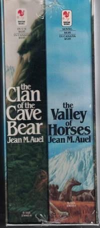 image of Clan Of The Cave Bear And Valley Of The Horses - Boxed Set