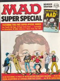 """MAD Super Special # 18 (eighteen) -(includes """"The Nostalgic MAD # Four"""")"""