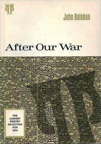 AFTER OUR WAR