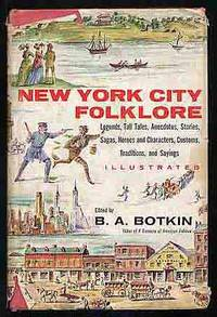 image of New York City Folklore