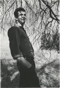 Original candid photograph of Anthony Perkins, circa 1960s