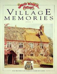 DAVID WINTER COTTAGES (VILLAGE MEMORIES, ISSUE 1) by JOHN HINE - Paperback - 1989-01-01 - from Epilonian Books (SKU: 20200628003)