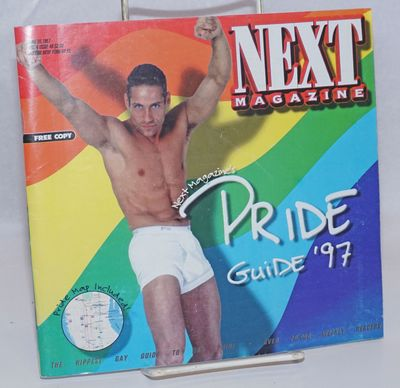 New York: Next Pub, 1997. Magazine. 72p. including covers, 8.25x7.75 inches landscape format, photos...