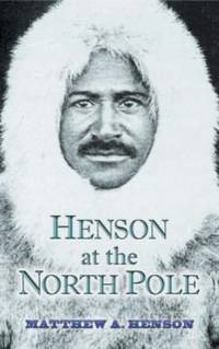 image of Henson at the North Pole