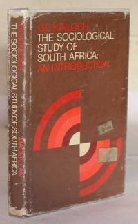 The Sociological Study Of South Africa. An Introduction