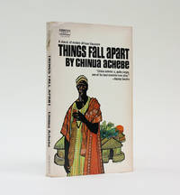 THINGS FALL APART by  Chinua: ACHEBE - Paperback - Signed First Edition - from Lucius Books (SKU: 16113)
