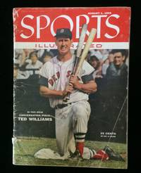 SPORTS ILLUSTRATED August 1, 1955 (Ted Williams cover)