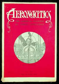 Aeronautics published monthly ... July 1908, Vol III, No 1