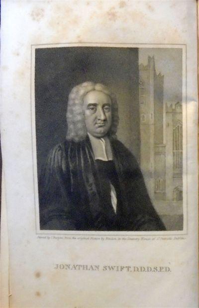 Edinburgh: Archibald Constable and co, 1814. First Edition. DESCRIPTION: Jonathan Swift (1667-1745) ...