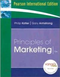 image of Principles of Marketing