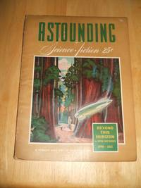 "image of Astounding Science-Fiction April 1942 Vol. XXIX No. 2 [""Beyond This  Horizon"" Part One] [""Strain""]"