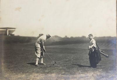 September Eleventh, 1926 [souvenir...