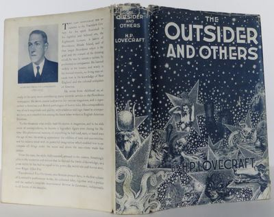 Arkham House, 1939. 1st Edition. Hardcover. Near Fine/Very Good. First edition, 1939 stated on title...