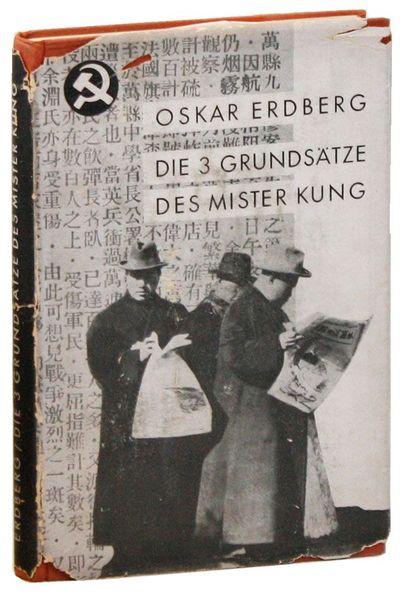 Wien: Verlag für Literatur und Politik, . First German Edition. Hardcover. Octavo (19.5cm.); publis...