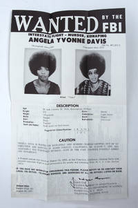 Wanted by the FBI: Angela Yvonne Davis