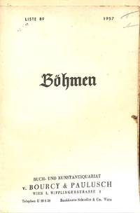 Liste 89/1l957: Böhmen.