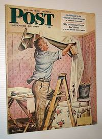 The Saturday Evening Post Magazine, November 26, 1949 - Why the Russian People Don't Rebel by  et  Lt. Gen. Walter Bedell; al - Paperback - First Edition - 1949 - from RareNonFiction.com (SKU: 316G2160)