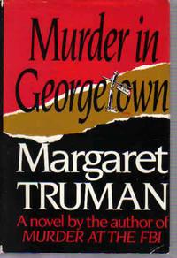 image of Murder in Georgetown [Large Print]
