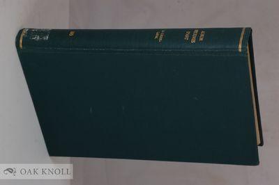 Paris, France: A. Durel, 1902. cloth, spine gilt-stamped. Bookbinding. 4to. cloth, spine gilt-stampe...