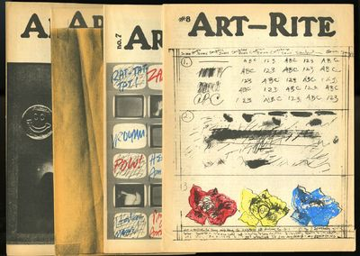 Art-Rite, numbers 1-21 complete (with...